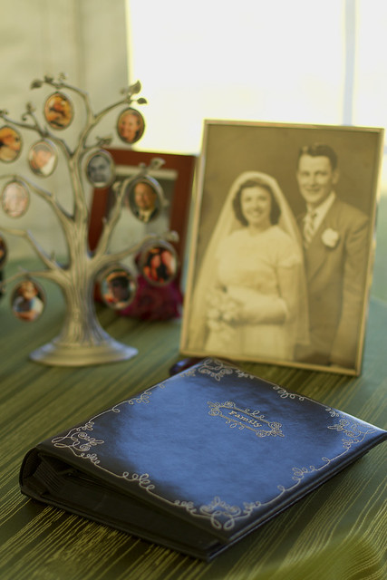 (WV) Ancestor Altar at Wedding