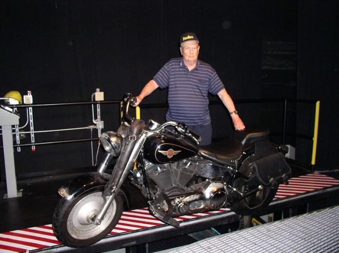 Grandpa T2 bike