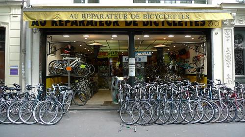Au Réparateur de Bicyclettes