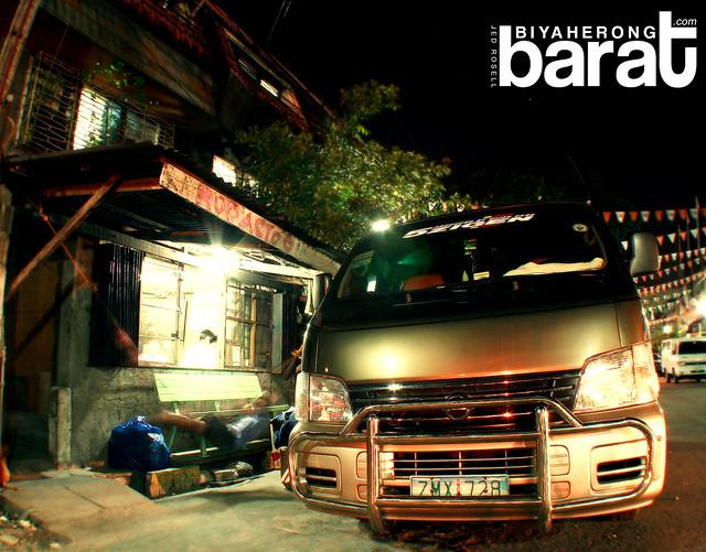 RODASTCO Van Terminal Sampaloc Manila