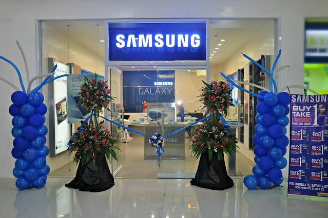 Laoag Samsung store