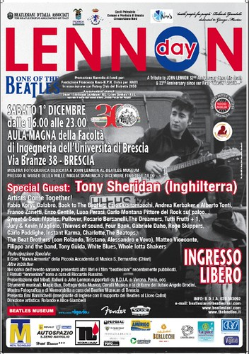 JOHN LENNON DAY 2012 by cristiana.piraino