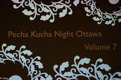 Pecha Kucha Ottawa #7