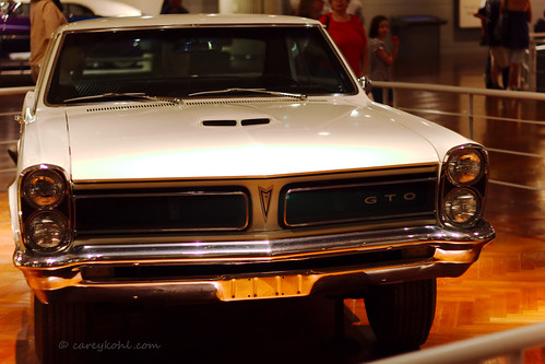 Three Deuces And A Four Speed And A 389 by Carey 1964