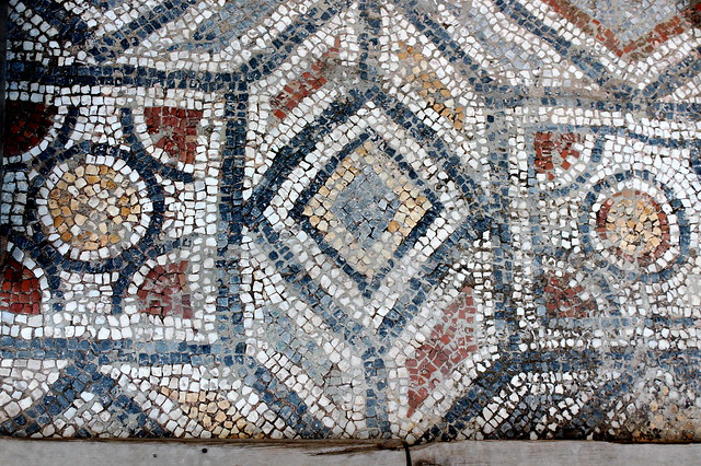 Mosaic at Efes