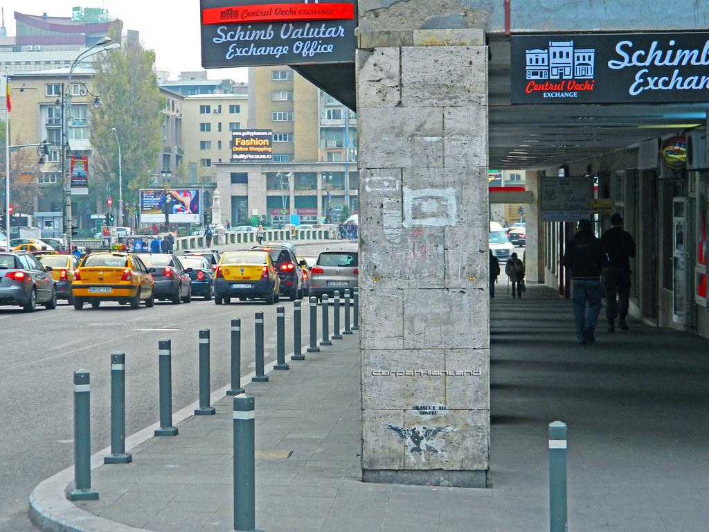 United Nations Square, Bucharest