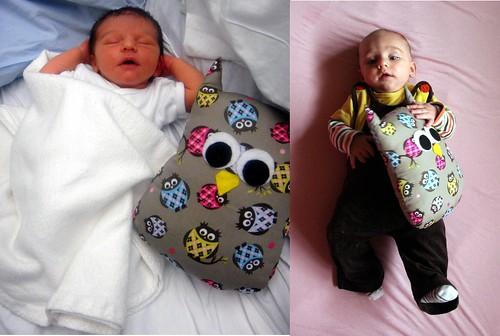 Baby keepsakes / Suikerbonen