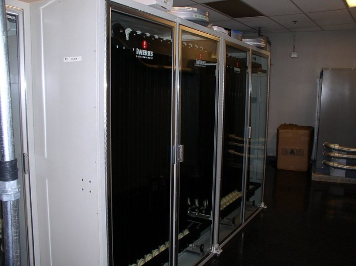 T2 film cabinets
