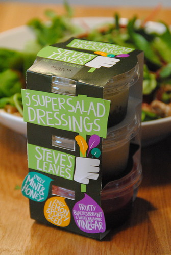 Steve's Leaves Salad Dressing