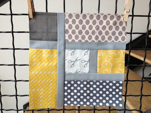 Stash Bee - December 2012 Block 1