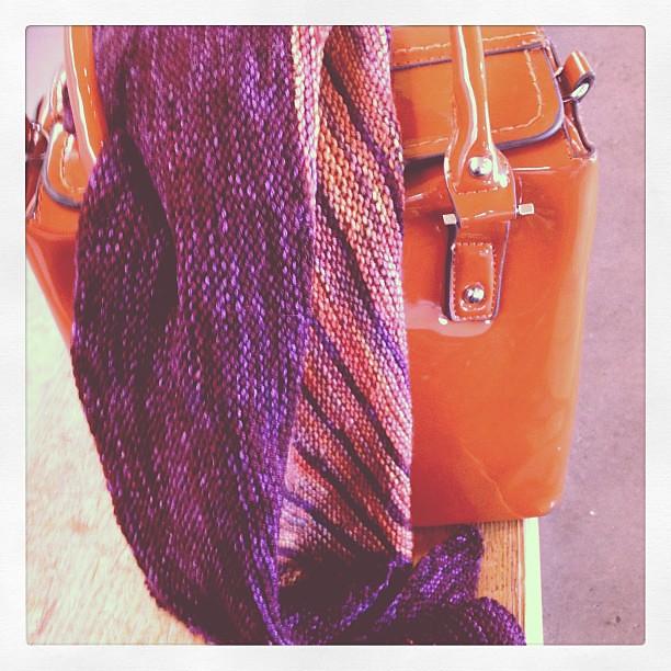 #bag #shawl