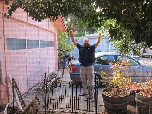 Uncle Adam Arrives