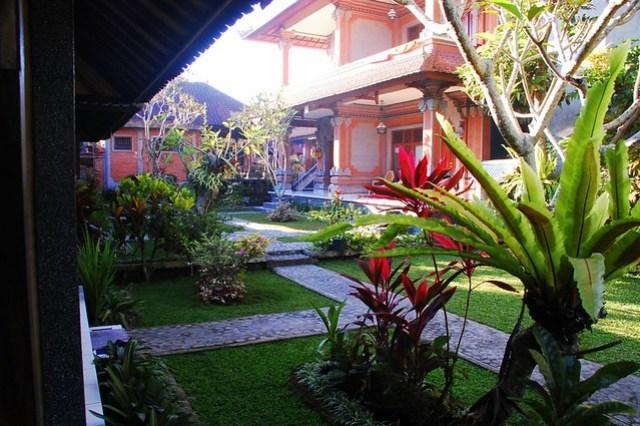 Ubud homestay