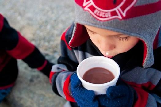 Hot Chocolate and Eyelashes, Older