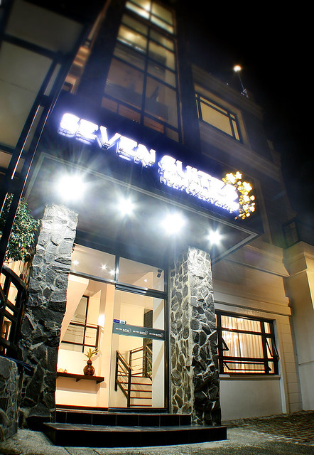 Seven Suites Hotel in Antipolo City Rizal province