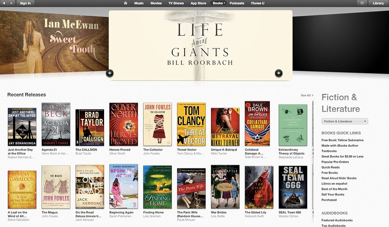 iTunes Store US - Books-2