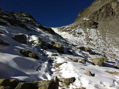 Aufstieg Almerhorn