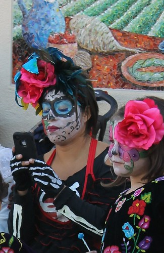 La Catrina of Verizon