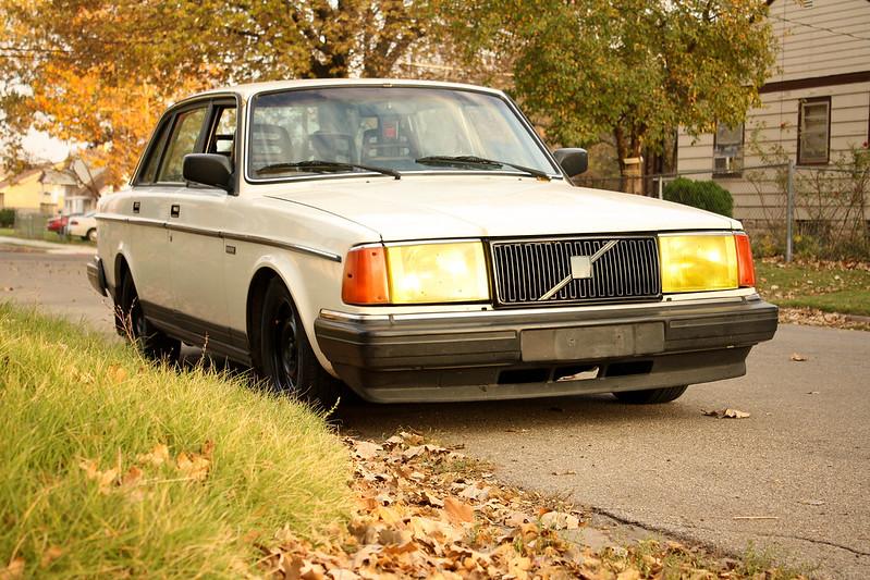 The Volvo