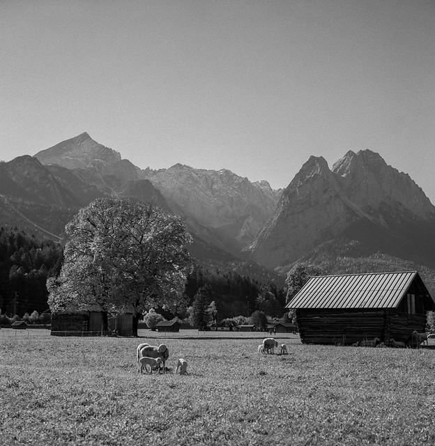 Garmisch-Partenkirchen October 2012