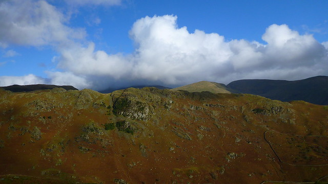 Helm Crag, Fairfield, Seat Sandal
