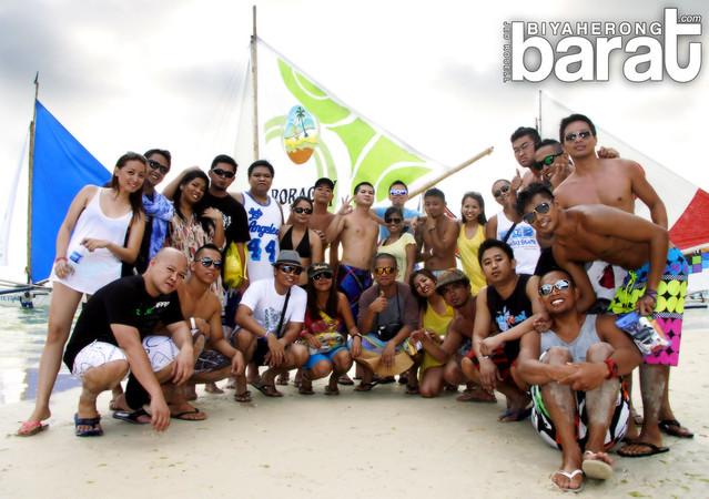Paraw Sailing Boracay Island