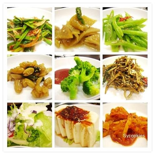 14. side dish @ mr lim korean restaurant_副本