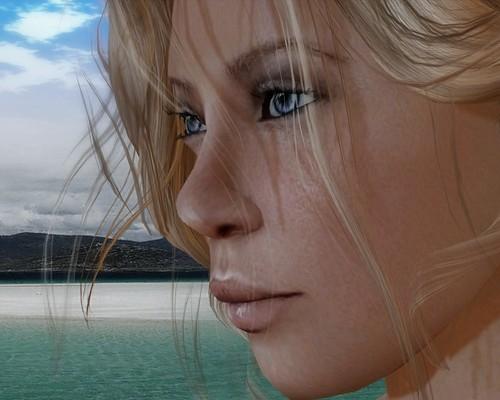 Coast Watcher by Connie Arida