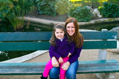 Annie & Mommy