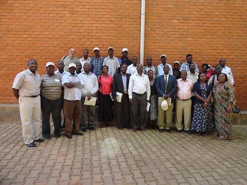 Uganda Value Chain Assessment (VCA) workshop launch
