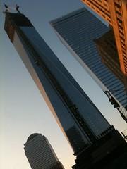 Freedom Tower Nov 2012