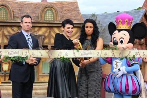 New Fantasyland grand opening