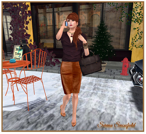 Fabulously Free in SL - Hello World!