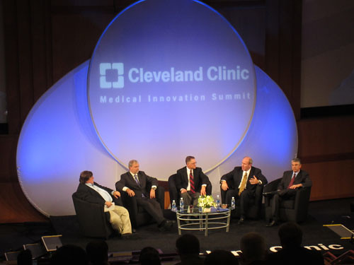 Intercontinental Hotel And Conference Center Cleveland Clinic