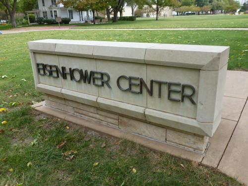10-1-12 KS - Abilene, Eisenhower Library & Museum 1