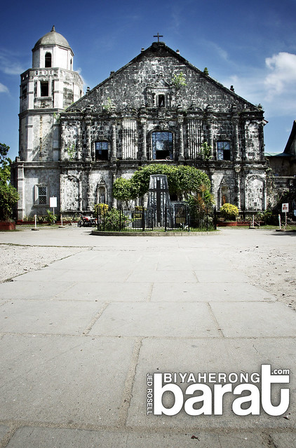 St. James The Great Fortress Parish in Bolinao, Pangasinan