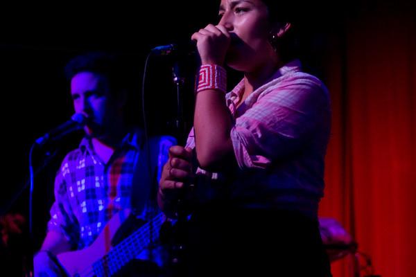 Ana Tijoux at Brick and Mortar Music Hall