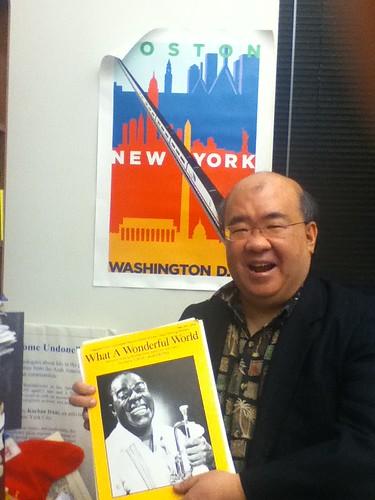 David Yamada Suffolk U. Law Professor with choral music