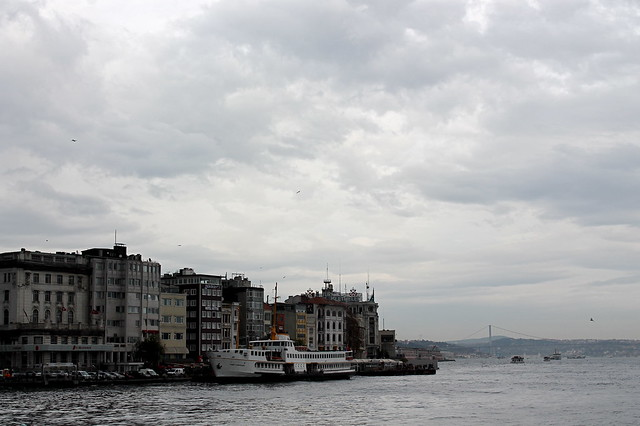 From Galata Bridge