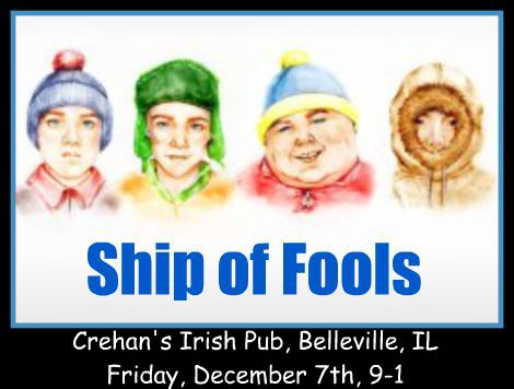 Ship Of Fools 12-7-12