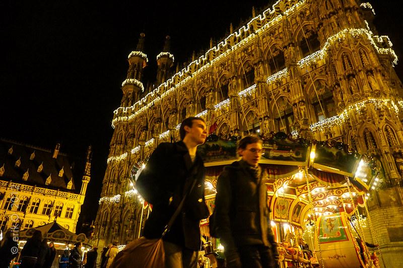 Wintertijd Leuven 2012