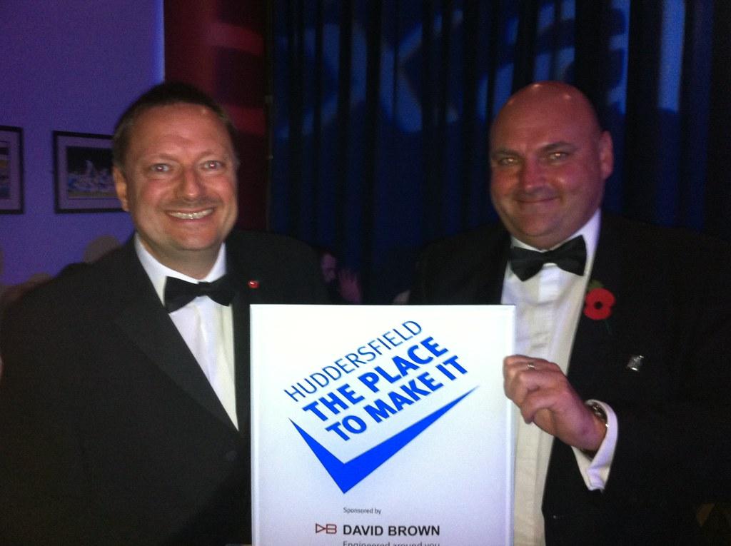 Huddersfield Business Awards - Wellhouse Leisure