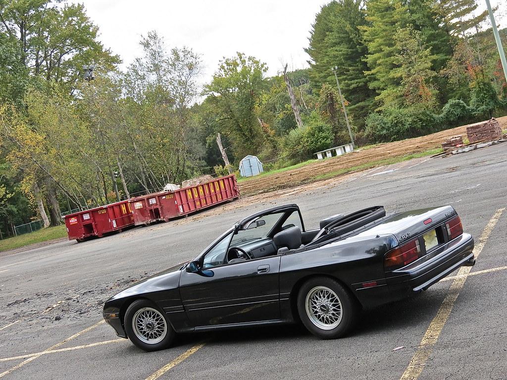 Test Driven: 1991 Mazda RX-7 FC Convertible (8 5/10) | Mind