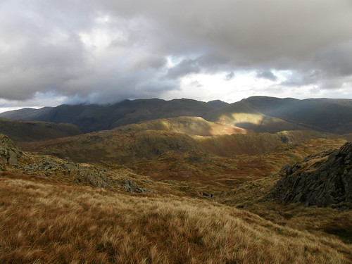 Eastern Fells from near Codale Head