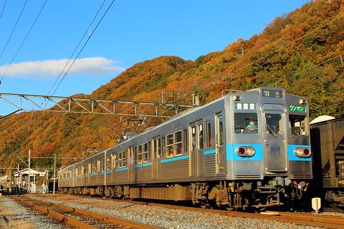 5002F @寄居〜波久礼