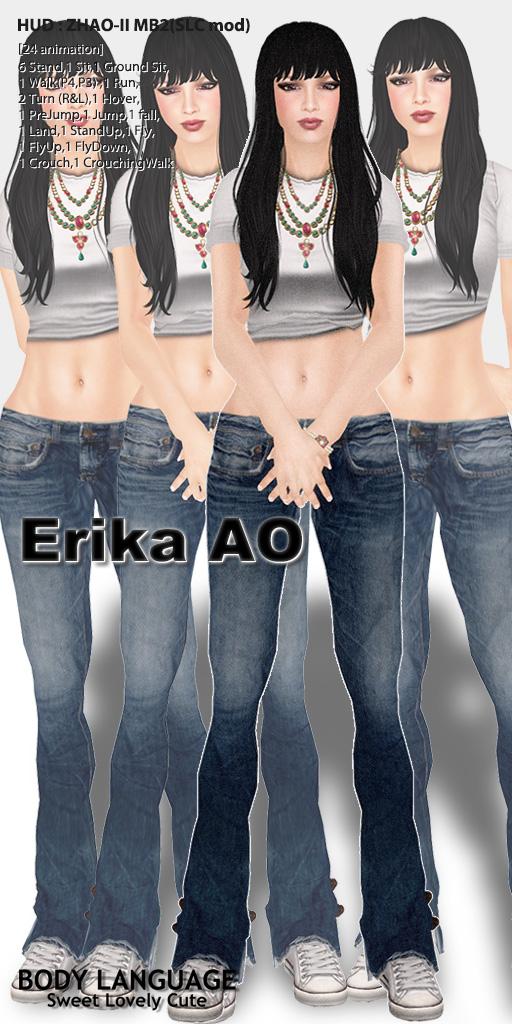 Erika AO set