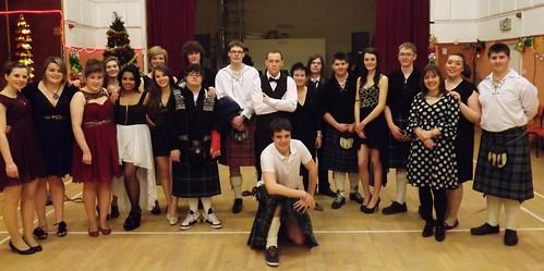 Gairloch High School Dance 2012