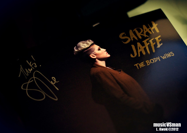 Sarah Jaffe @ Old Rock House