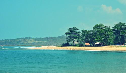 Bayah Beach