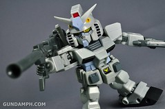 SDGO RX-78-2 (G3 Rare Color Variation) Unboxing & Review - SD Gundam Online Capsule Fighter (36)